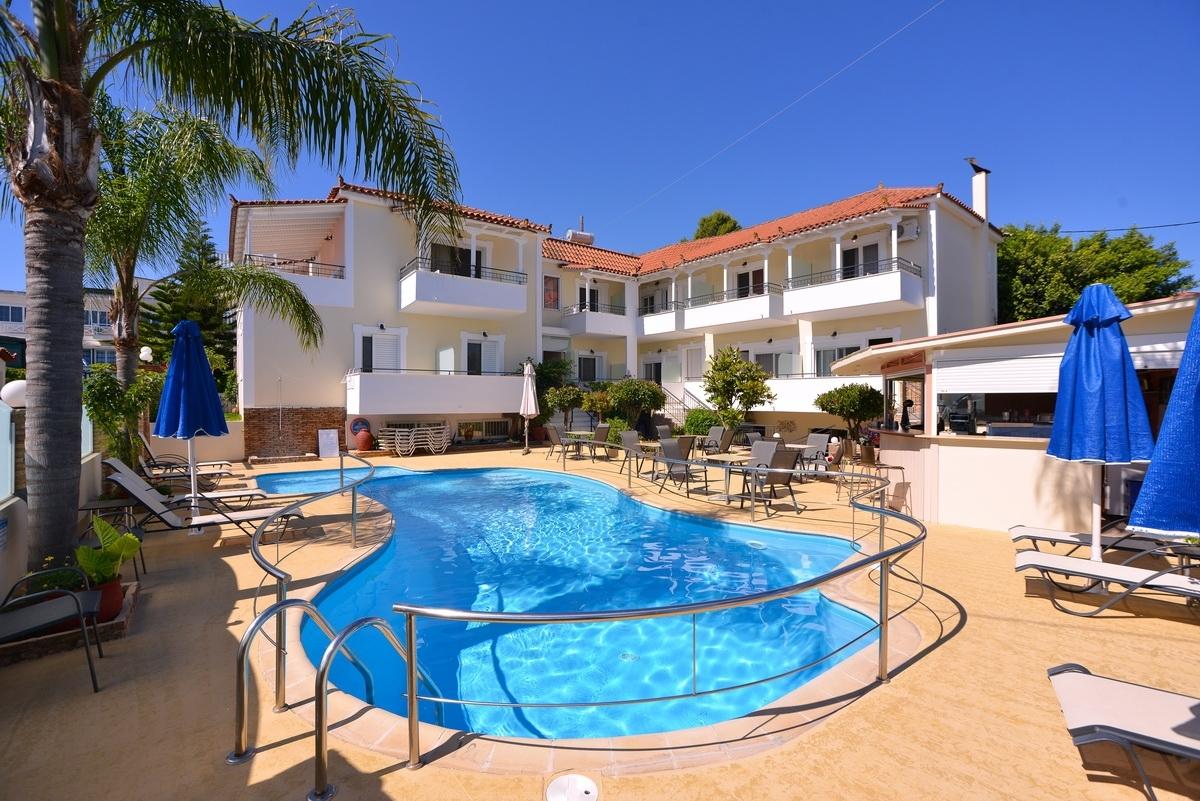 Theoxenia Hotel Apartments - Μεσσηνία ✦ -47% ✦ 4 Ημέρες