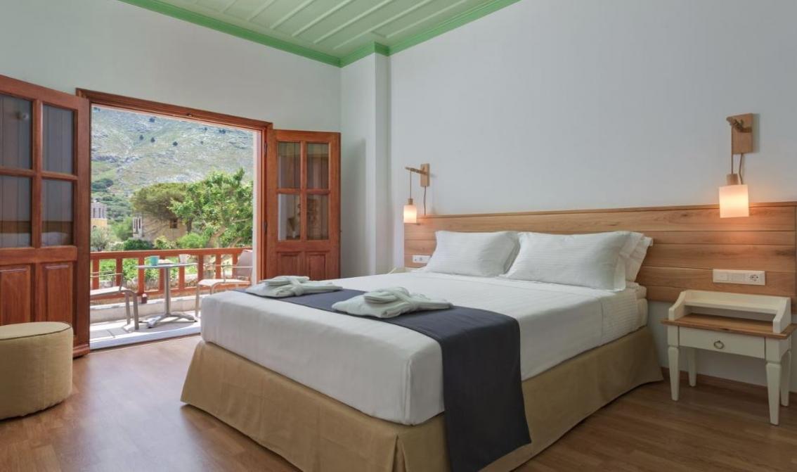 A Symi Residences - Πεδί, Σύμη ✦ 4 Ημέρες (3 Διανυκτερεύσεις)