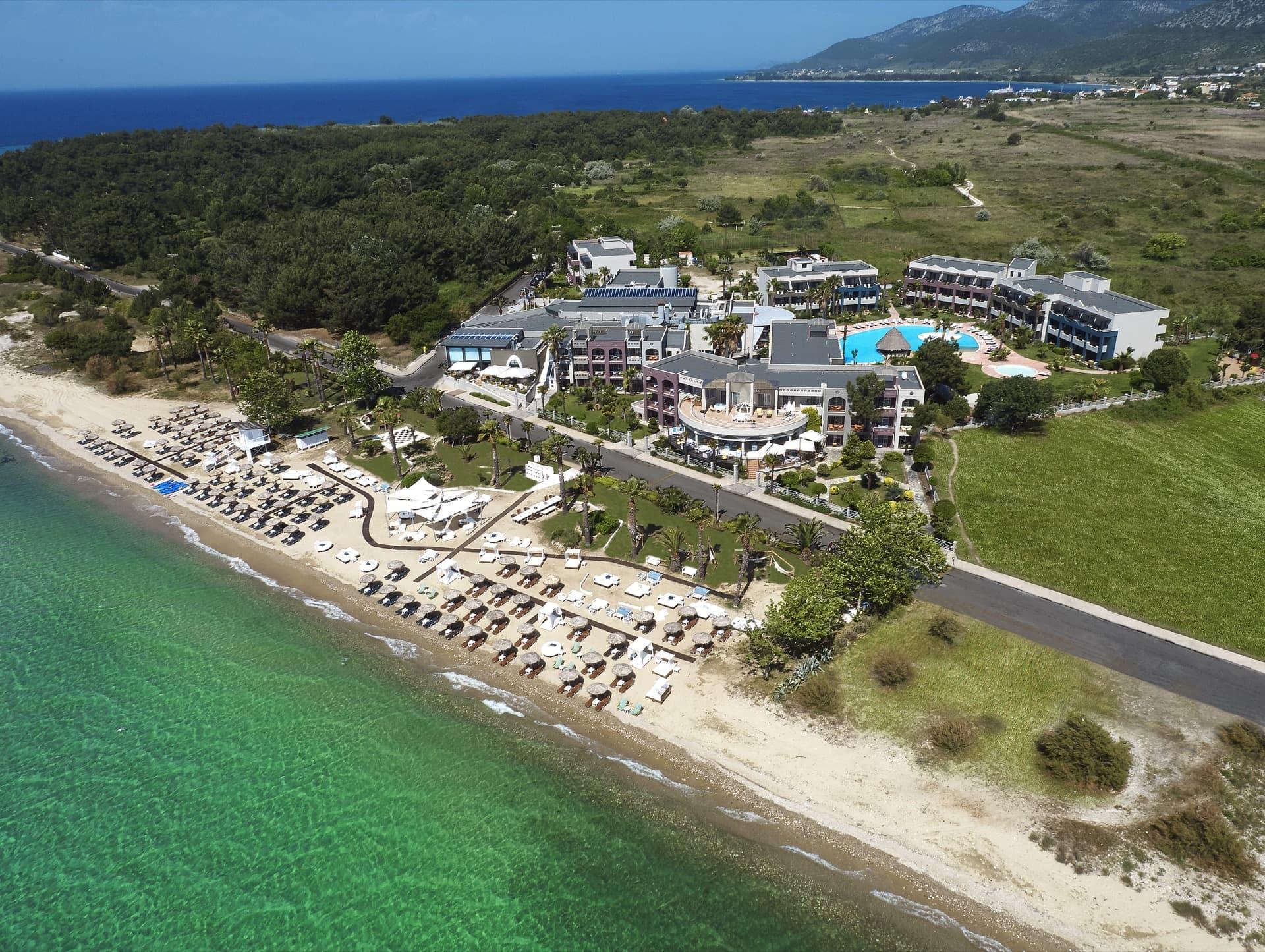 5* Ilio Mare Hotels & Resorts - Θάσος ✦ -30% ✦