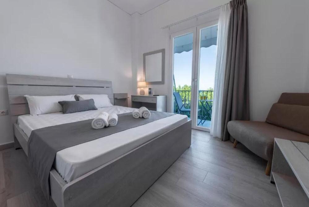 Paraskevas Boutique Hotel & Spa - Παραλία Τύρου