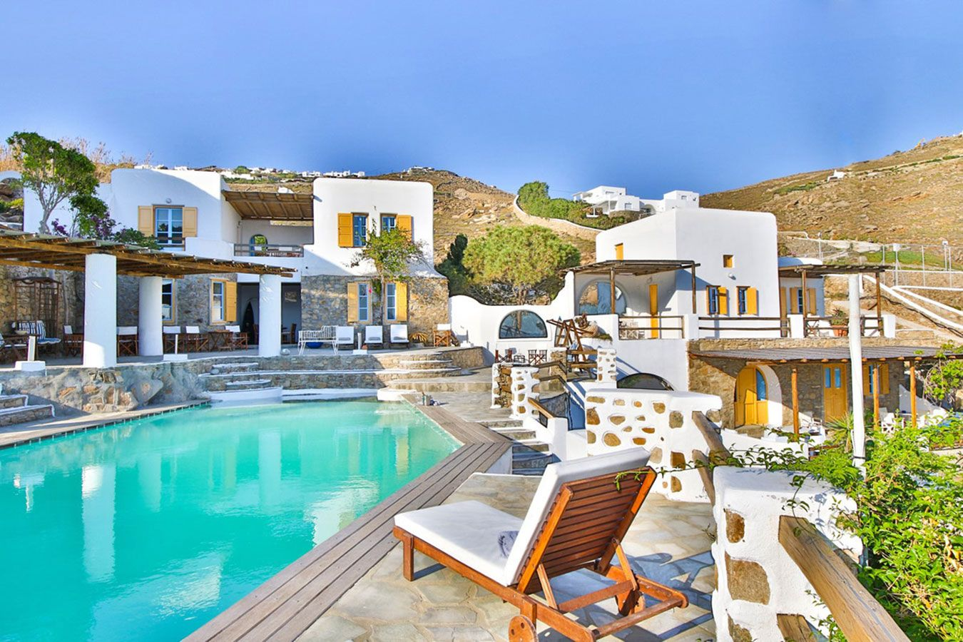 Anerousses Mykonian Traditional Houses - Μύκονος ✦