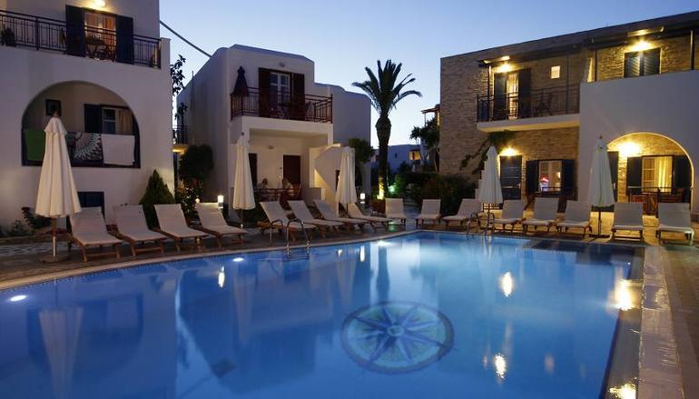 Katerina Hotel - Νάξος ✦ -15% ✦ 2 Ημέρες (1 Διανυκτέρευση)