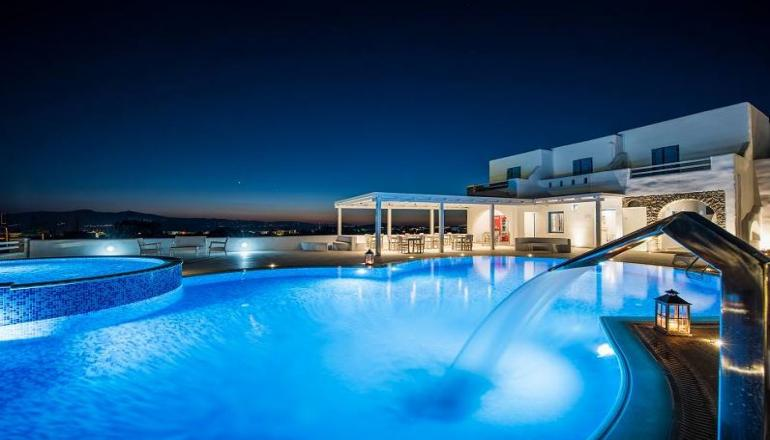 4* Cycladic Islands Hotel & Spa - Νάξος ✦ -15%