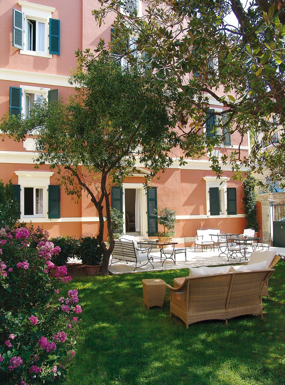 Siora Vittoria Boutique Hotel Corfu - Κέρκυρα ✦ 2 Ημέρες