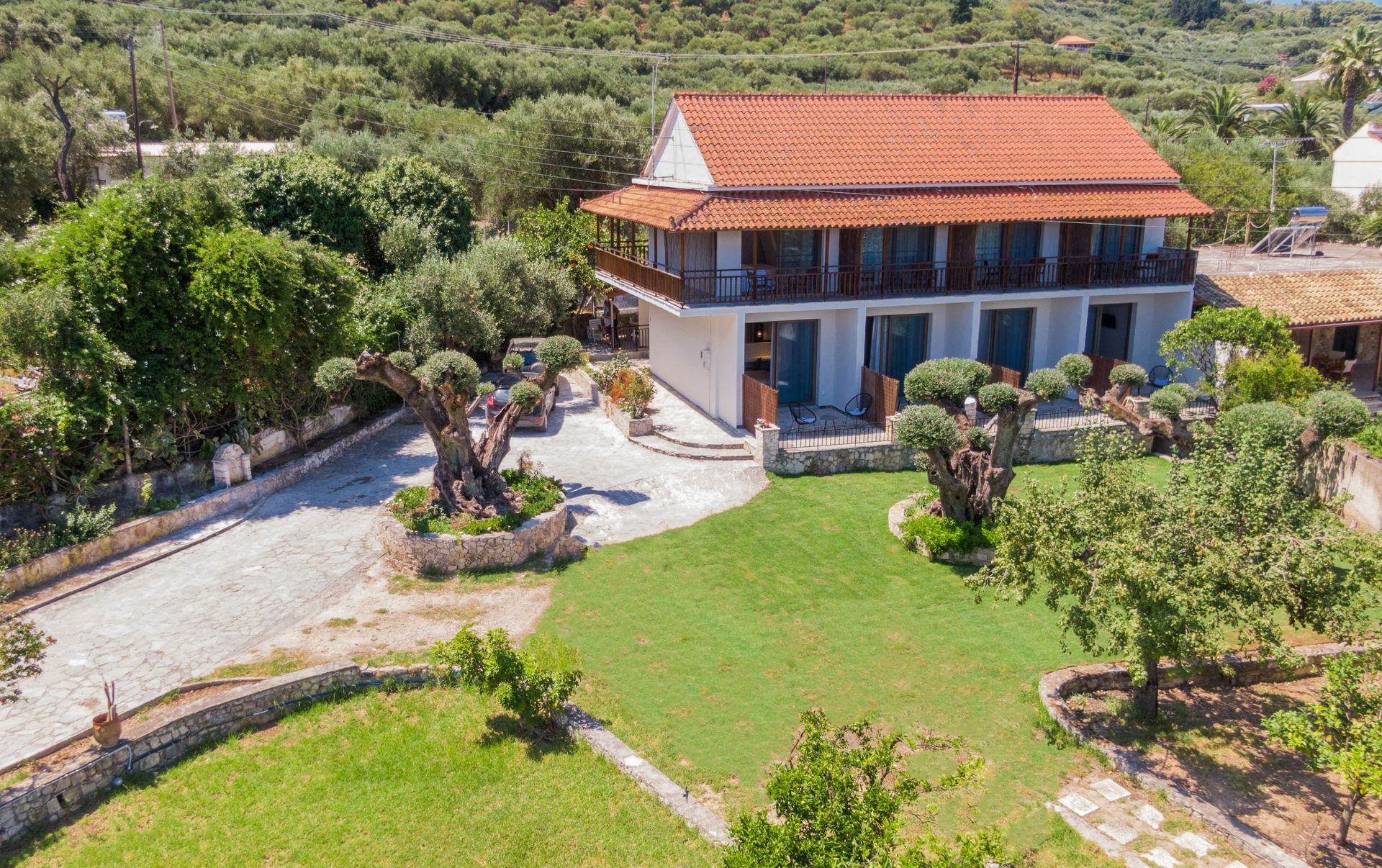 Eptanisos Beachfront Suites Zante - Zάκυνθος ✦ 2 Ημέρες