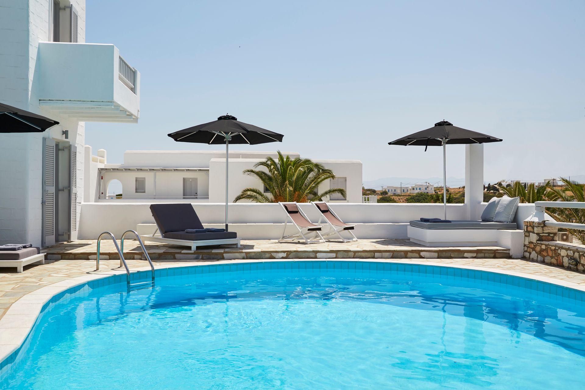 Mrs Armelina by Mr&Mrs White Hotels - Νάουσα, Πάρος
