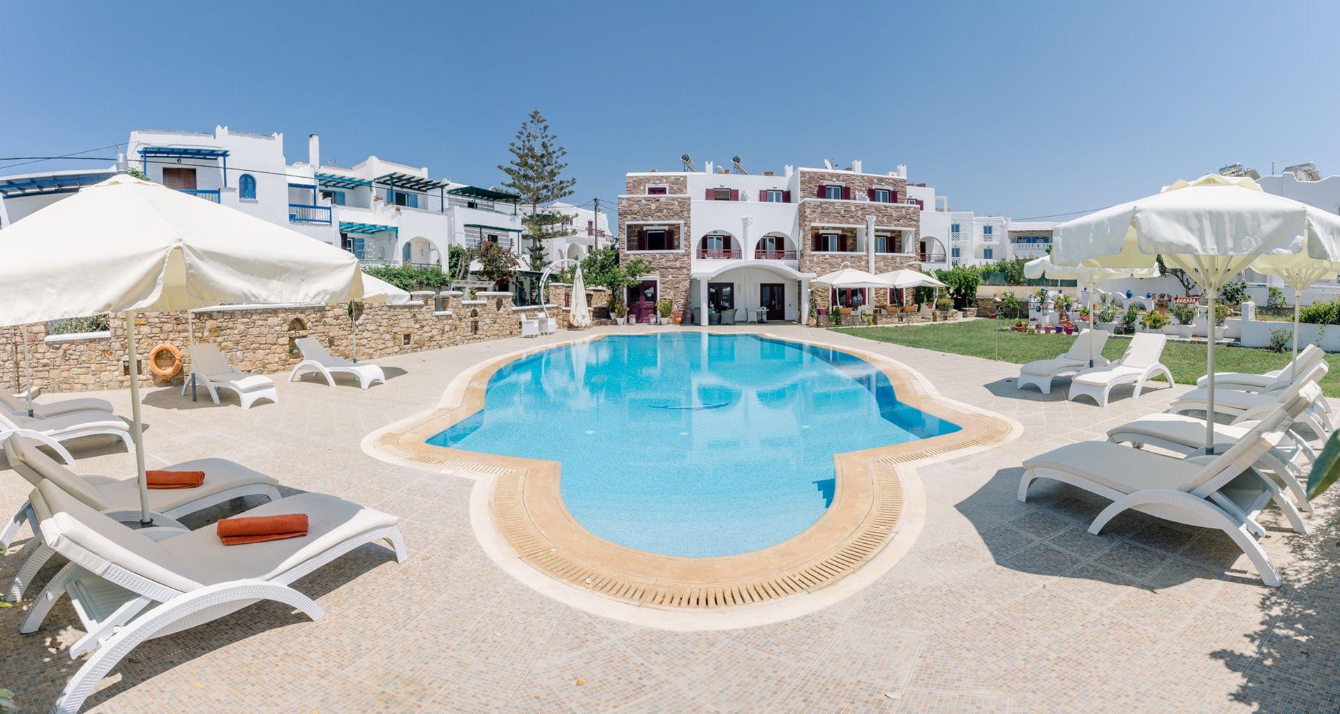 Ariadne Hotel Naxos - Νάξος ✦ 4 Ημέρες (3 Διανυκτερεύσεις)