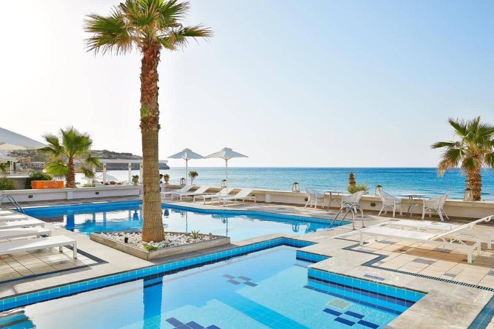 Petradi Beach Lounge Hotel - Ρέθυμνο, Κρήτη ✦ 2 Ημέρες