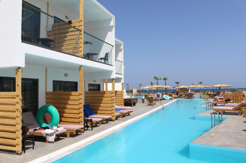 4* Evita Bay Hotel - Ρόδος, Φαληράκι ✦ -20% ✦ 4 Ημέρες