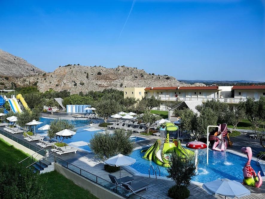 4* Kolymbia Star Hotel - Κολύμπια, Ρόδος ✦ -30% ✦ 4