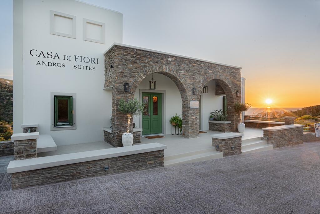 Casa Di Fiori Suites - Άνδρος ✦ 2 Ημέρες (1 Διανυκτέρευση)