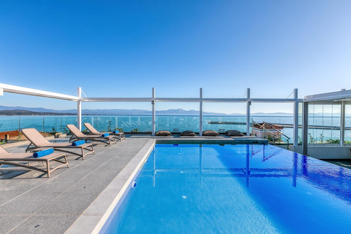 4* Las Hotel & Spa - Γύθειο ✦ 3 Ημέρες (2 Διανυκτερεύσεις)