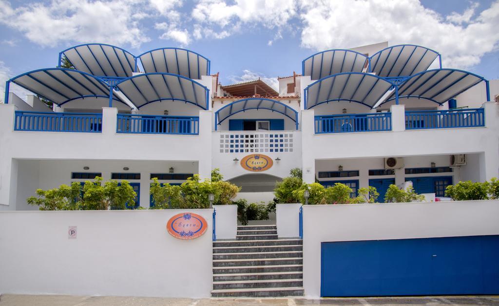 Erato Apartments - Μπατσί, Άνδρος ✦ 9 Ημέρες (8 Διανυκτερεύσεις)
