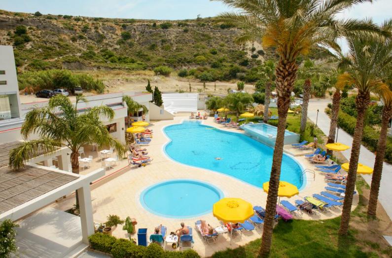 Olympia Sun Hotel - Ρόδος ✦ -20% ✦ 4 Ημέρες (3 Διανυκτερεύσεις)
