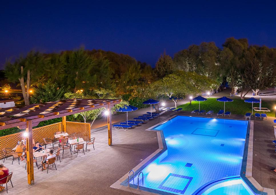 Stafilia Beach Hotel - Λάρδος, Ρόδος ✦ 6 Ημέρες (5