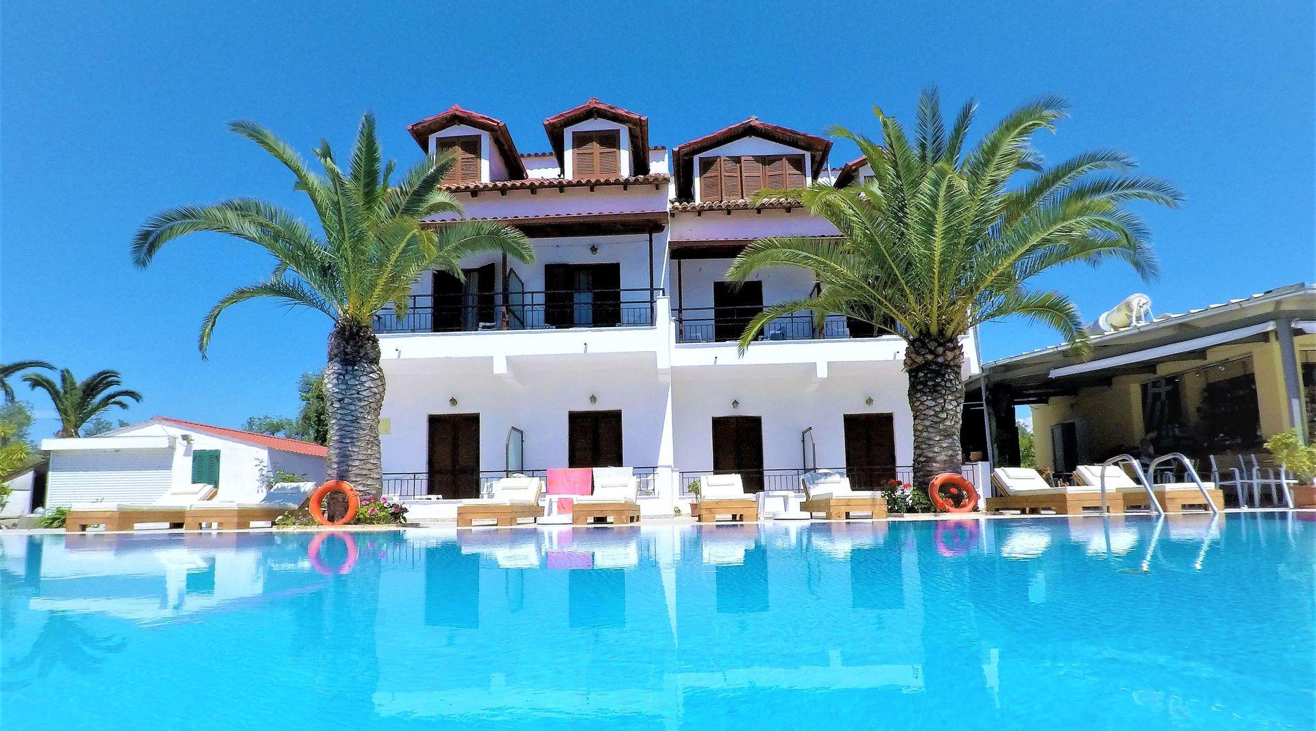 Captain's Studios & Apartments Corfu - Κέρκυρα