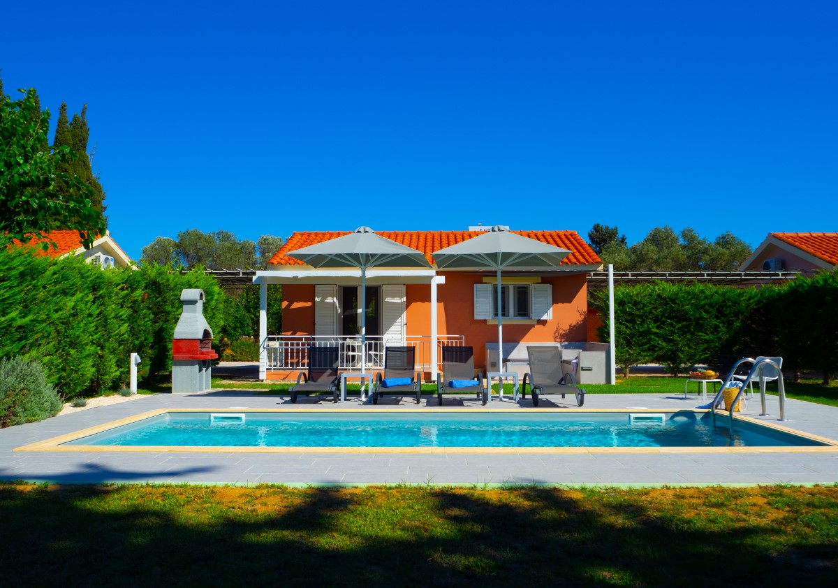 Cypress Garden Villas - Κεφαλονιά ✦ 4 Ημέρες (3 Διανυκτερεύσεις)