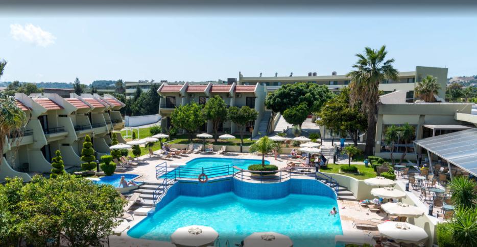 4* Virginia Family Resort - Κοσκινού, Ρόδος ✦ -30%