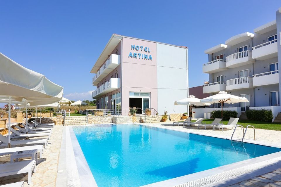 Artina Hotel - Μαραθόπολη, Μεσσηνία ✦ 4 Ημέρες (3 Διανυκτερεύσεις)