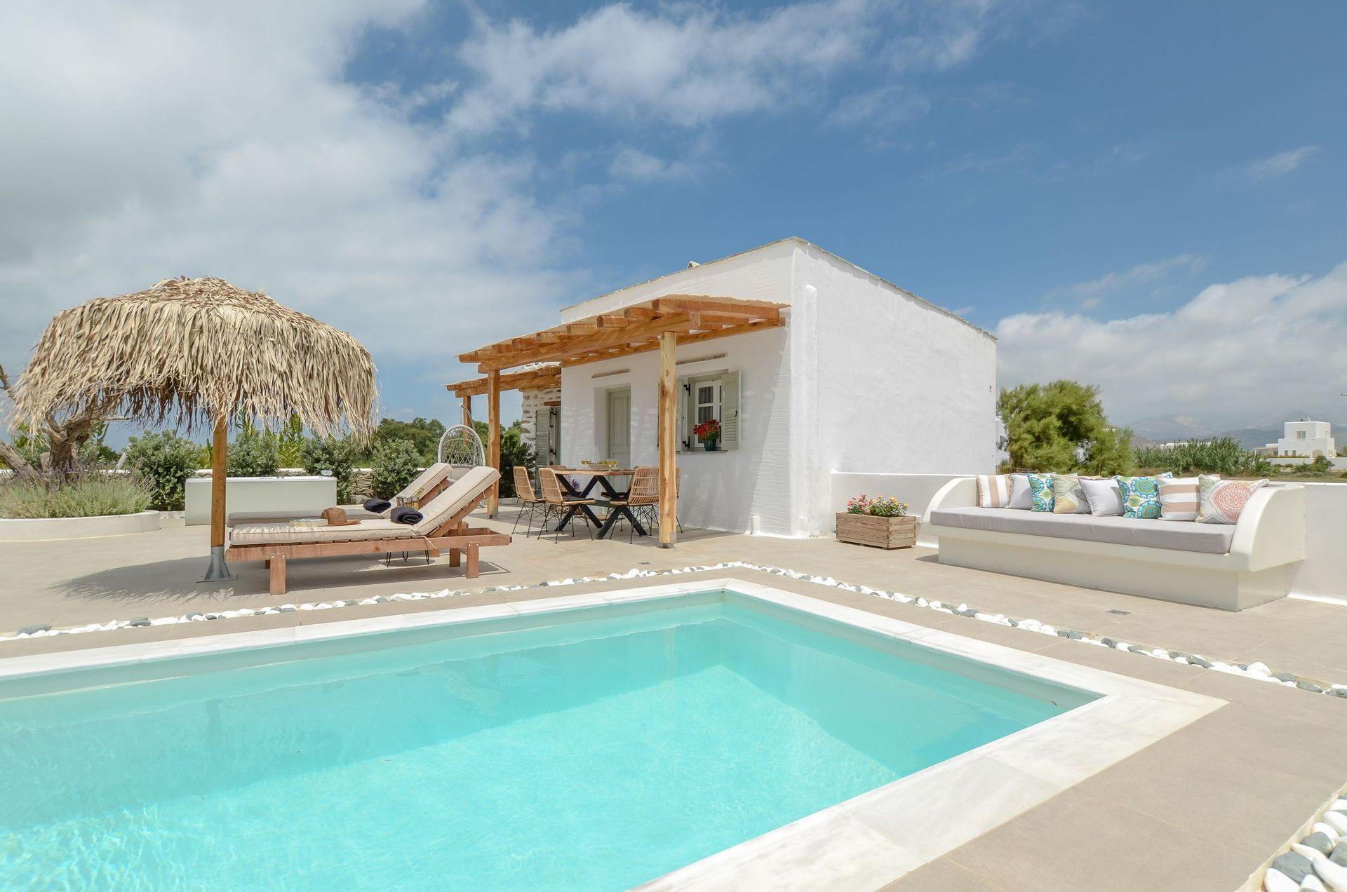 Naxos Finest Villa - Νάξος ✦ 2 Ημέρες (1 Διανυκτέρευση)
