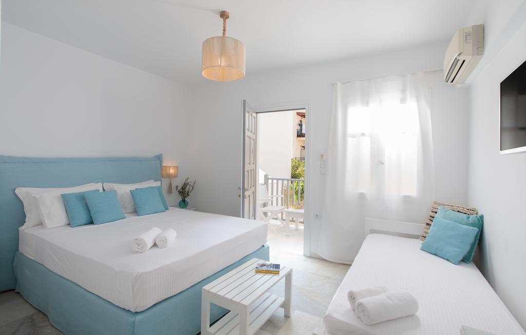 Ippokampos Apartments - Νάξος ✦ 2 Ημέρες (1 Διανυκτέρευση)