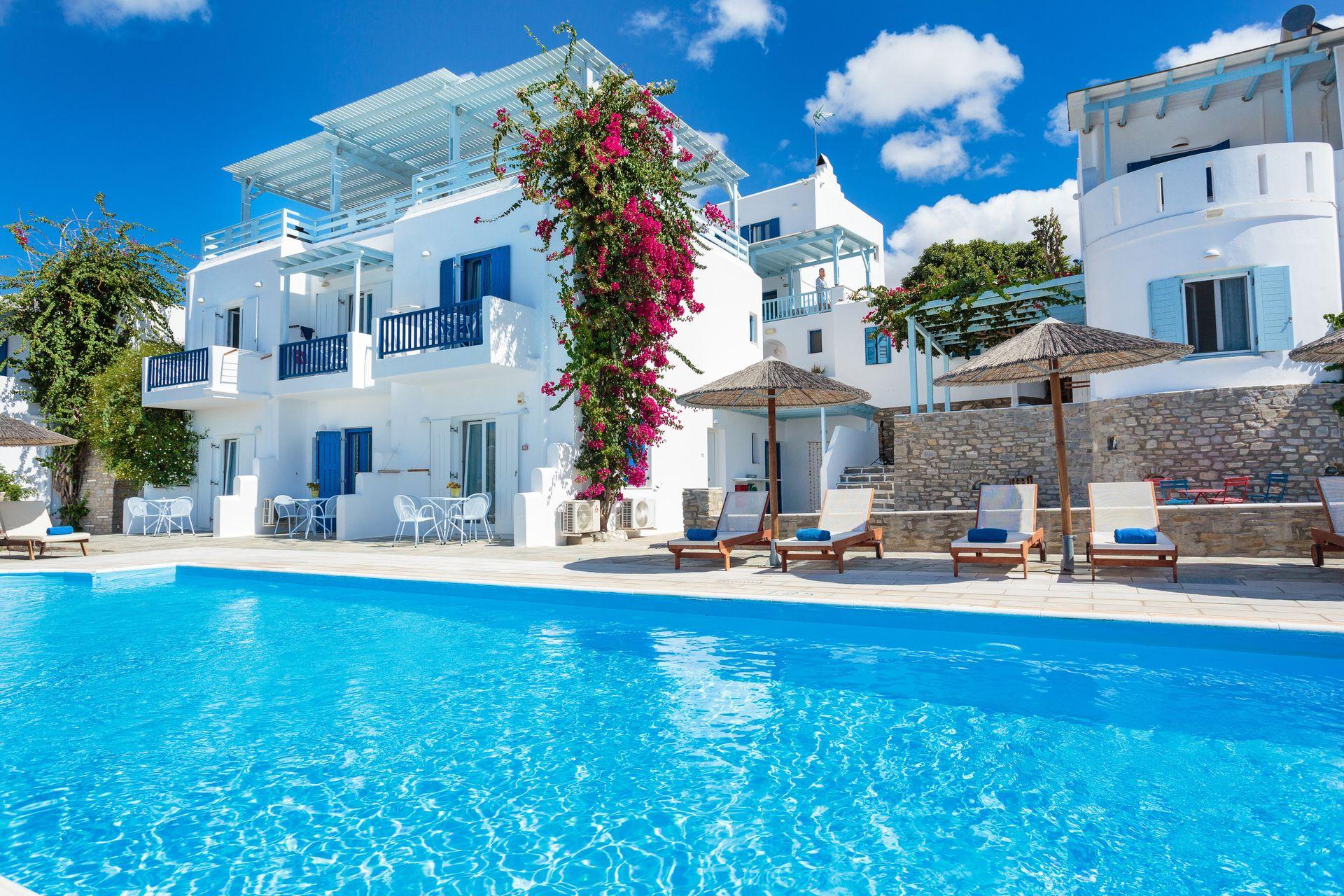 4* Pyrgaki Hotel - Πάρος ✦ 3 Ημέρες (2 Διανυκτερεύσεις)