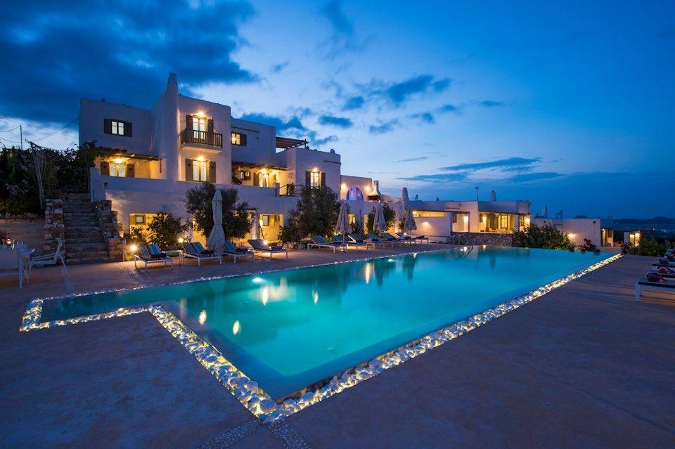 4* Naoussa Hills Boutique Resort - Πάρος ✦ 6 Ημέρες