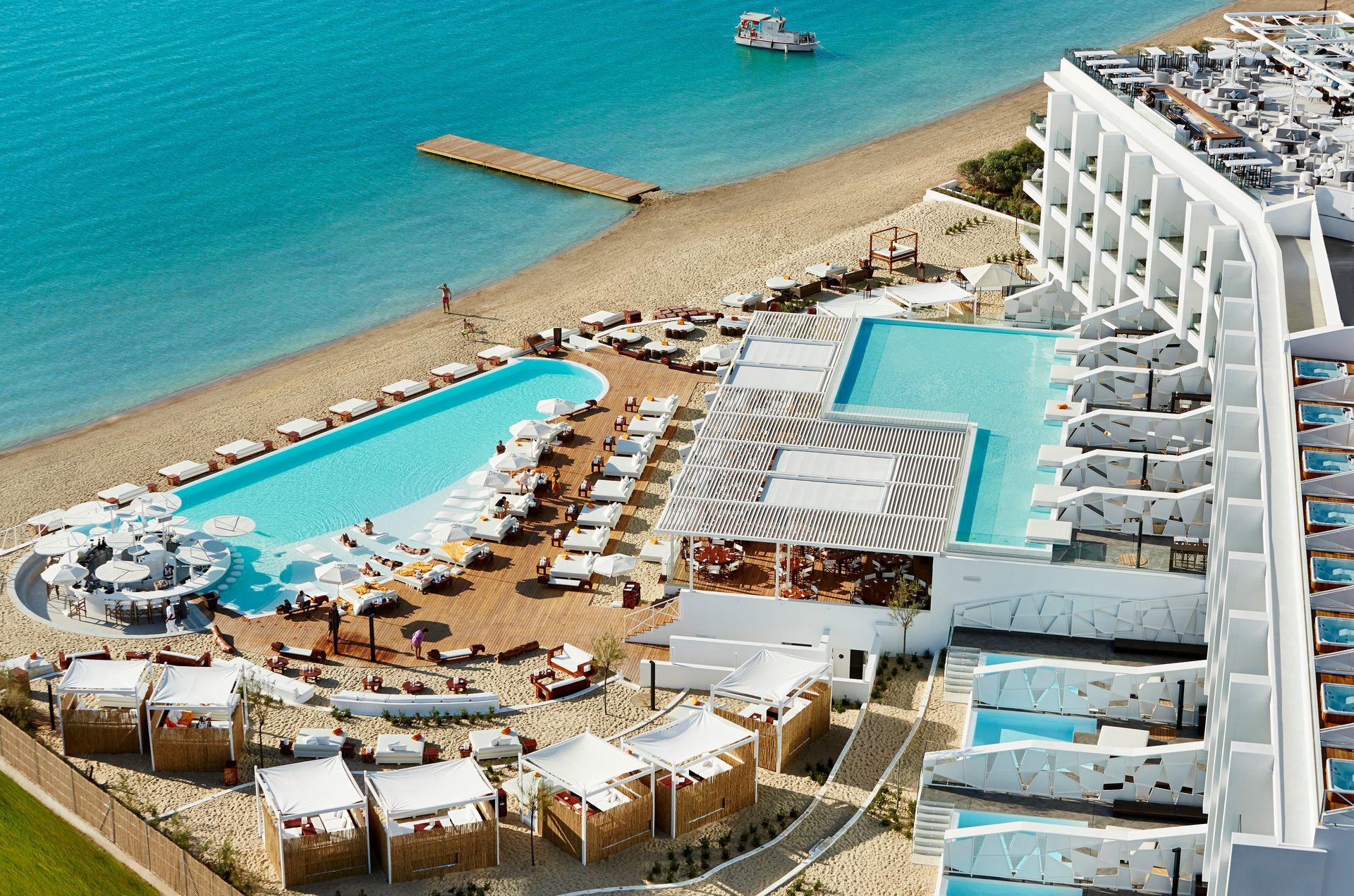 5* Nikki Beach Resort & Spa - Πόρτο Χέλι ✦ 2 Ημέρες