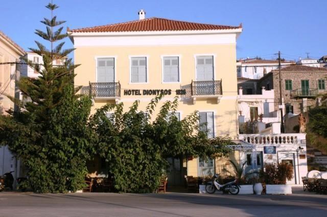 Dionysos Hotel - Πόρος ✦ 2 Ημέρες (1 Διανυκτέρευση)