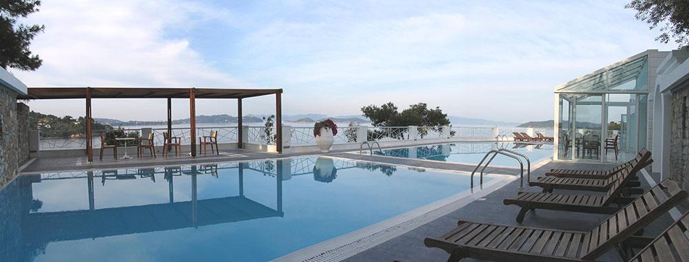 Cape Kanapitsa Hotel Suites - Καναπίτσα, Σκιάθος ✦