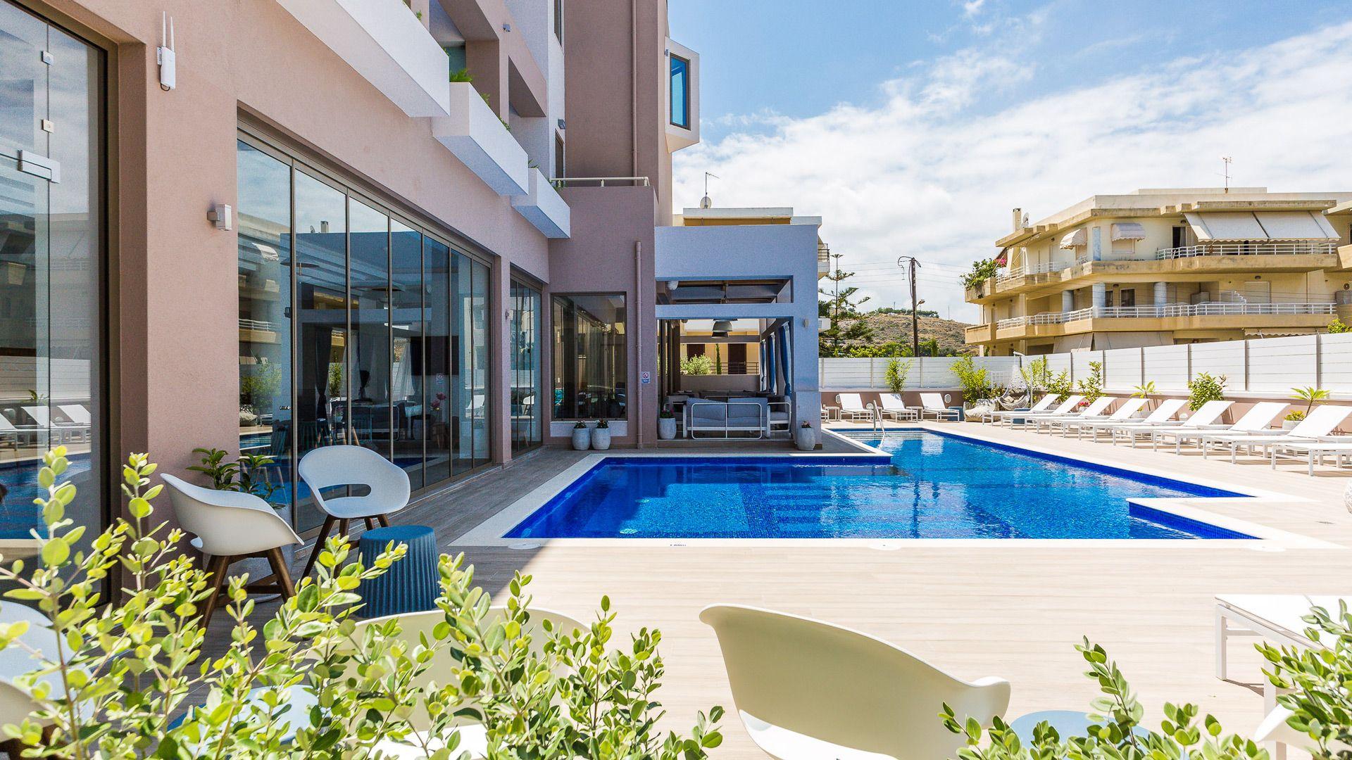 Menta City Boutique Hotel Crete - Ρέθυμνο, Κρήτη ✦