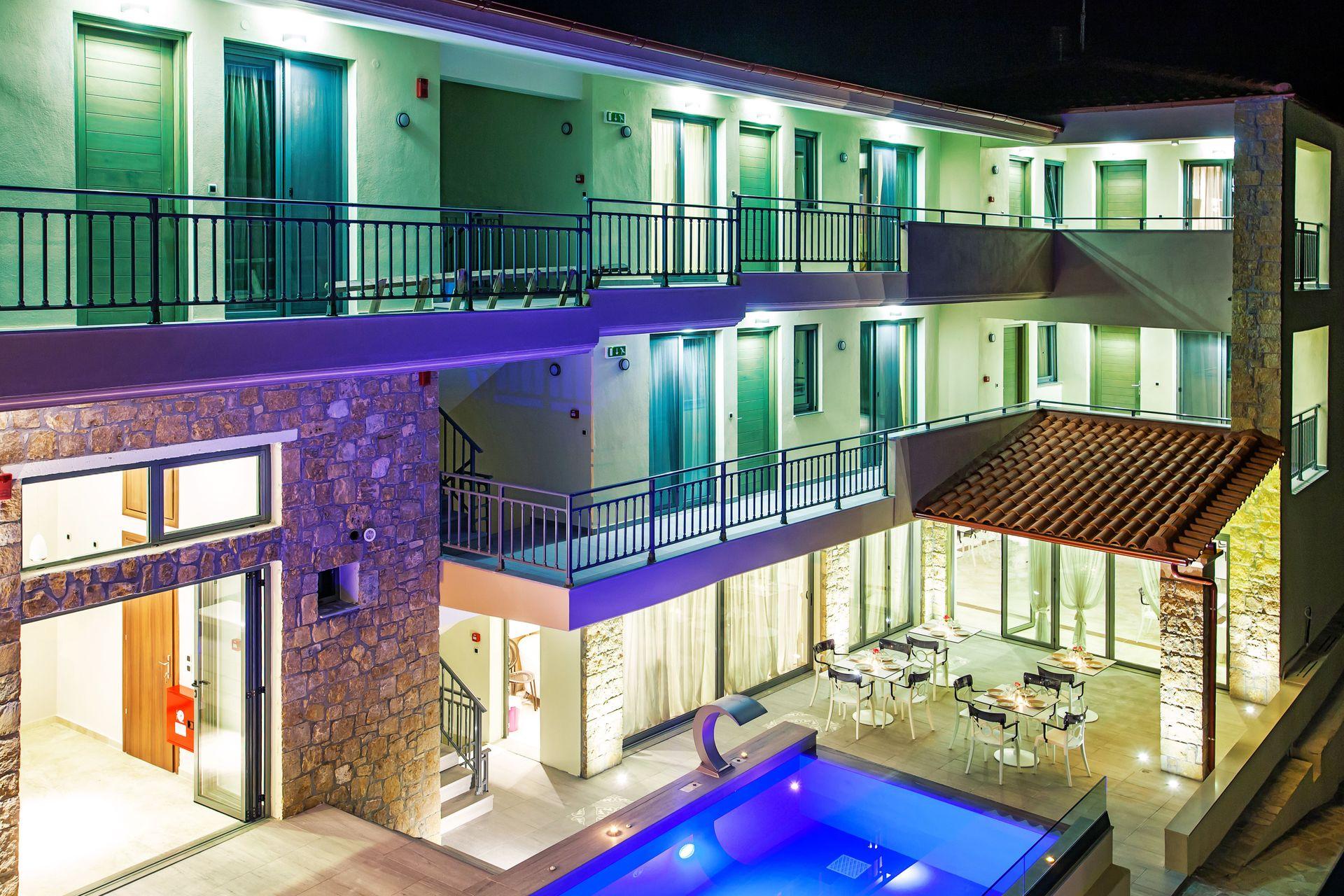 4* Core Hotel Chalkidiki - Πολύχρονο, Χαλκιδική ✦ 5