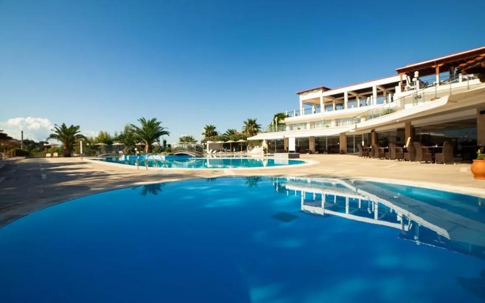 5* Alexandros Palace Hotel & Suites - Ουρανούπολη