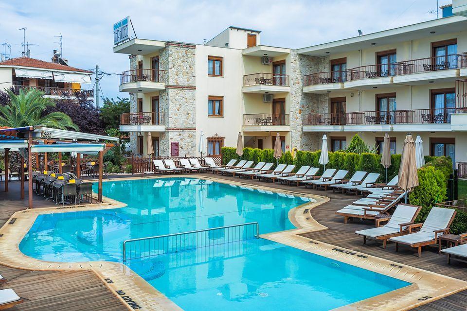 Nereides Hotel - Χανιώτη, Χαλκιδική ✦ 6 Ημέρες (5 Διανυκτερεύσεις)