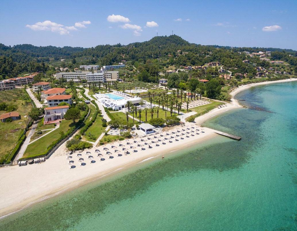 5* Kassandra Palace Hotel & Spa - Κρυοπηγή, Χαλκιδική