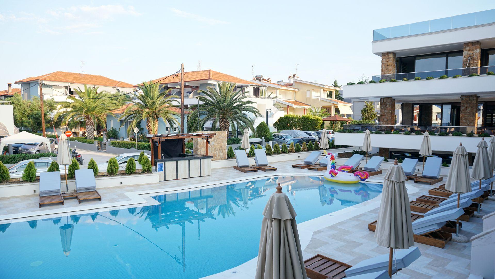 Agnes Deluxe Hotel - Κασσάνδρα, Χαλκιδική ✦ 6 Ημέρες