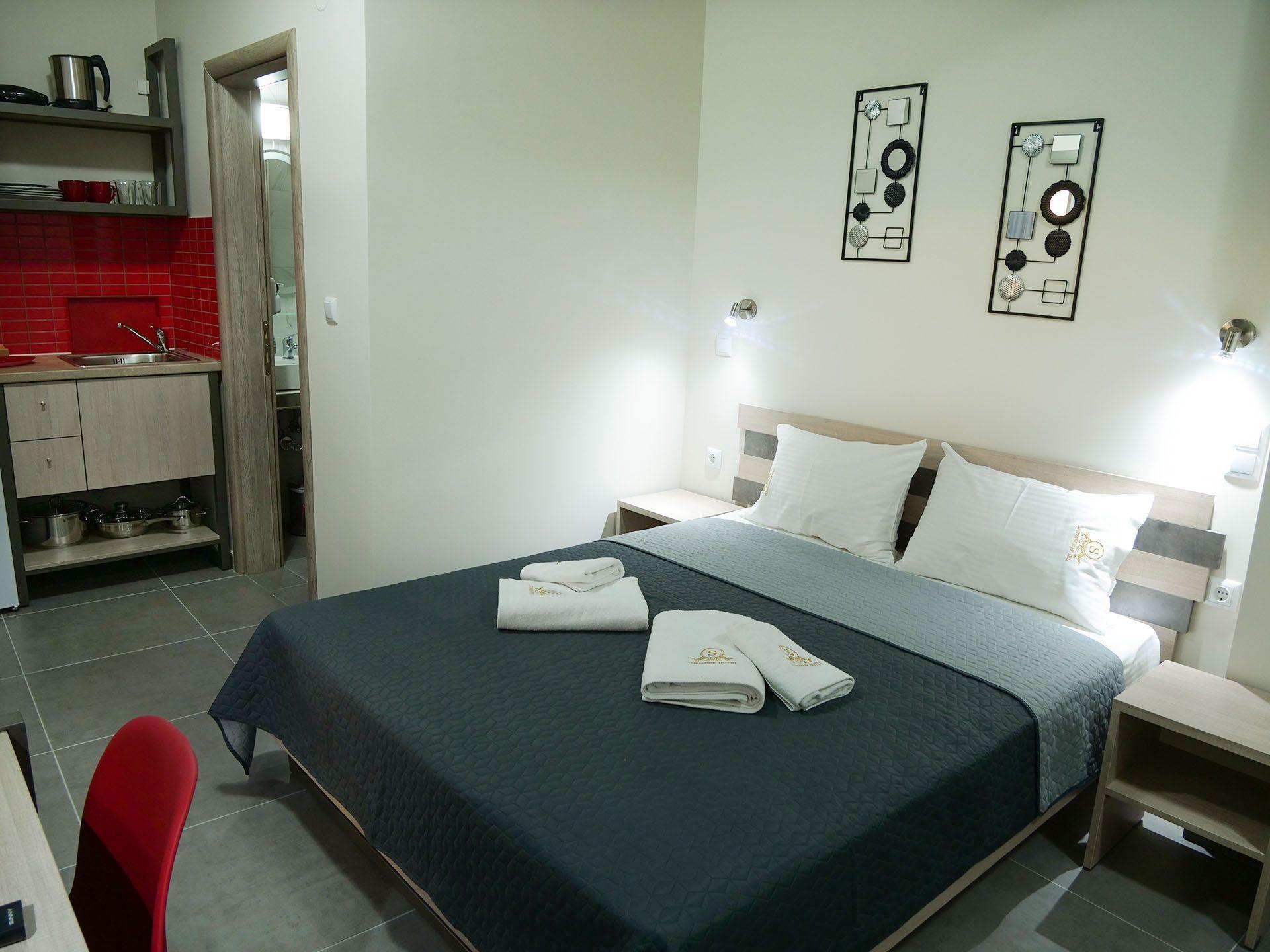 Sunshine Apartments - Σιθωνία, Χαλκιδική ✦ 4 Ημέρες