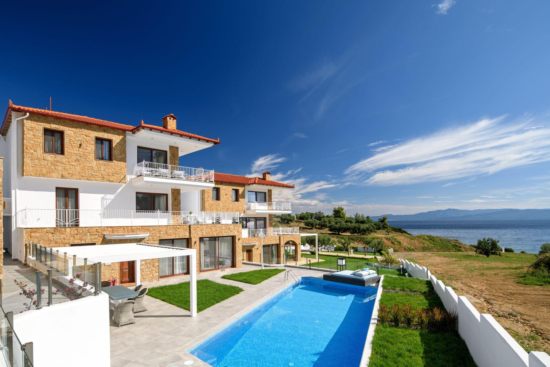 Villa D'Oro Luxury Villas & Suites - Κασσάνδρα