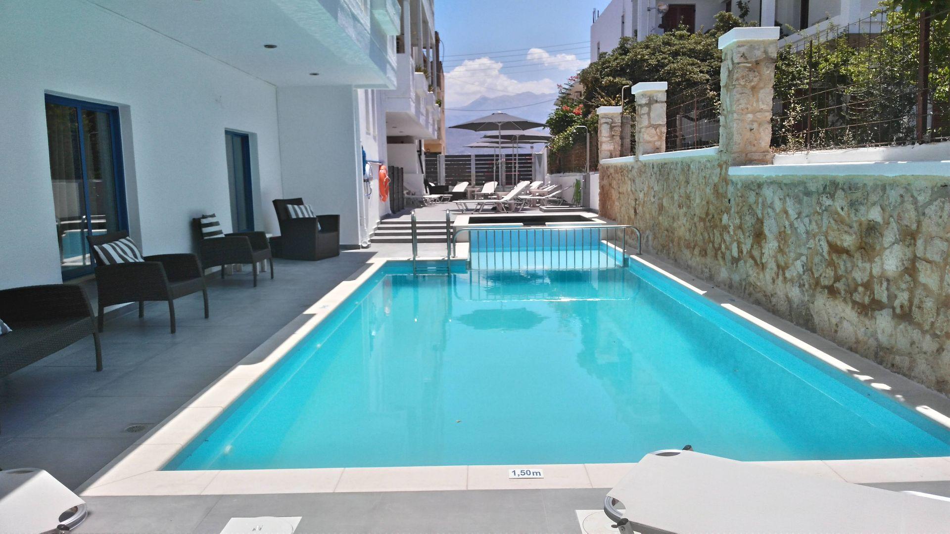 Alexis Hotel - Χανιά, Κρήτη ✦ 8 Ημέρες (7 Διανυκτερεύσεις)