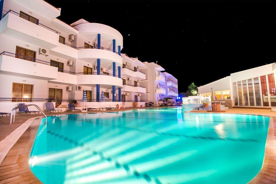 Ano Kampos Hotel - Ρόδος ✦ 2 Ημέρες (1 Διανυκτέρευση)