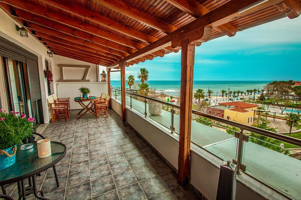 Aqua Mare Sea Side Hotel - Νέα Καλλικράτεια, Χαλκιδική