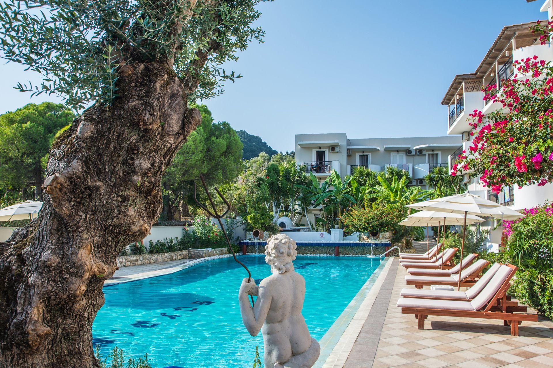 Iniohos Hotel Zakynthos - Ζάκυνθος ✦ -20% ✦ 4 Ημέρες