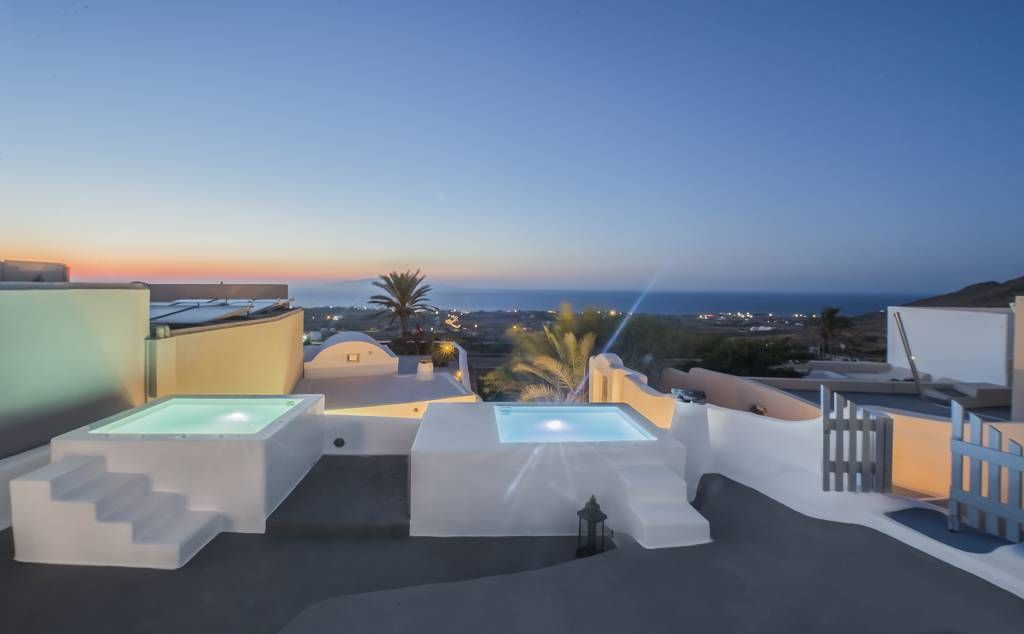 Aqua Serenity Santorini Luxury Suites - Οία, Σαντορίνη