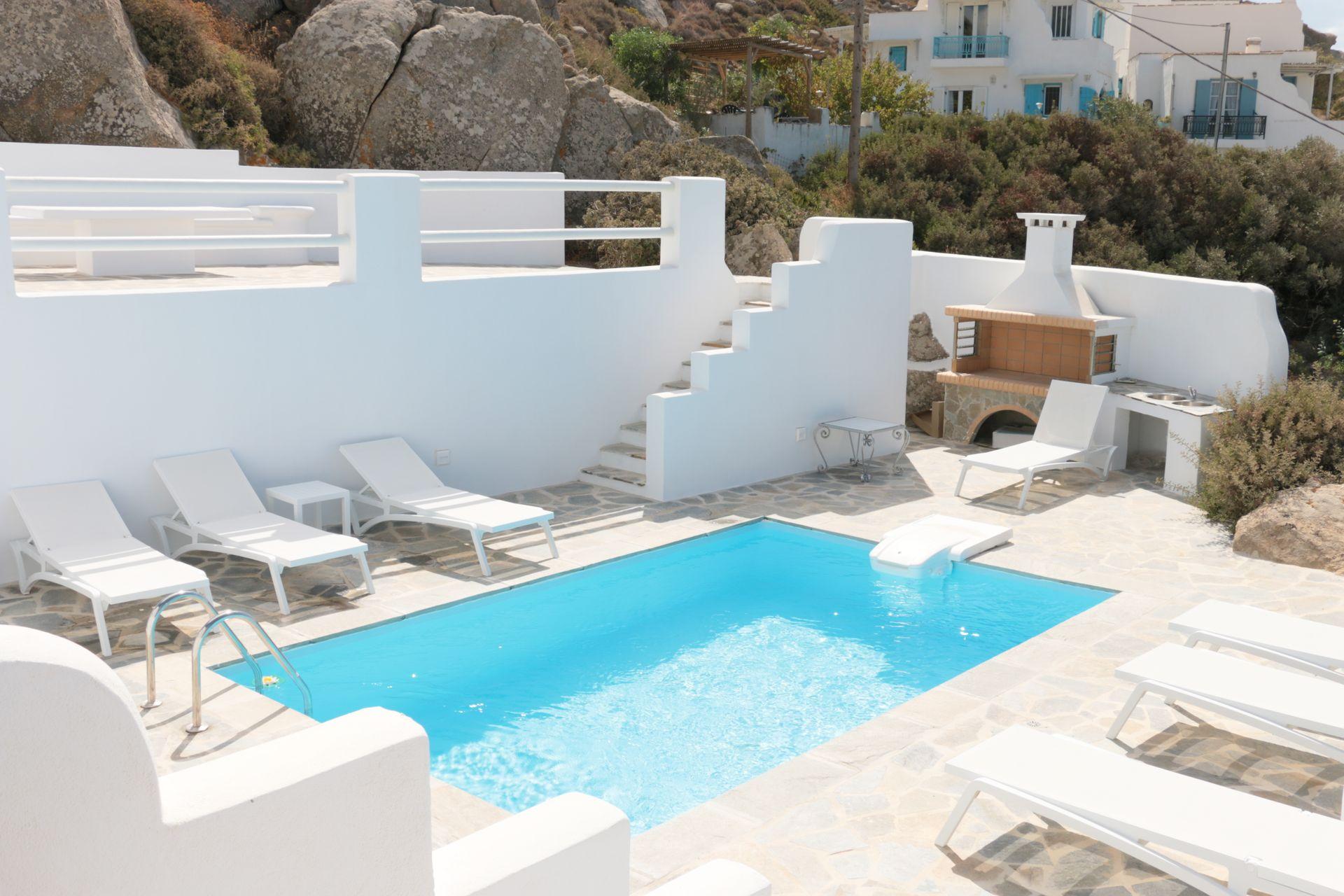 Apricot & Sea Luxury Villas - Νάξος ✦ 4 Ημέρες