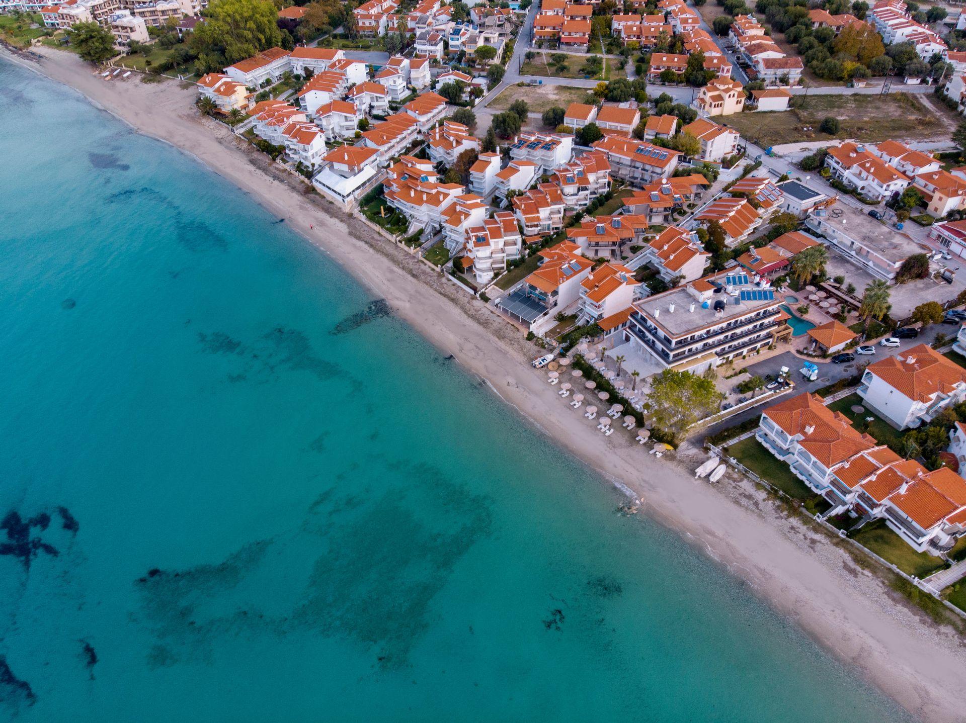 4* Greek Pride Seafront Hotel - Παραλία Φούρκας, Χαλκιδική