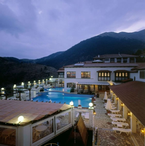 5* Montana Hotel & Spa - Καρπενήσι ✦ -40% ✦ 3 Ημέρες