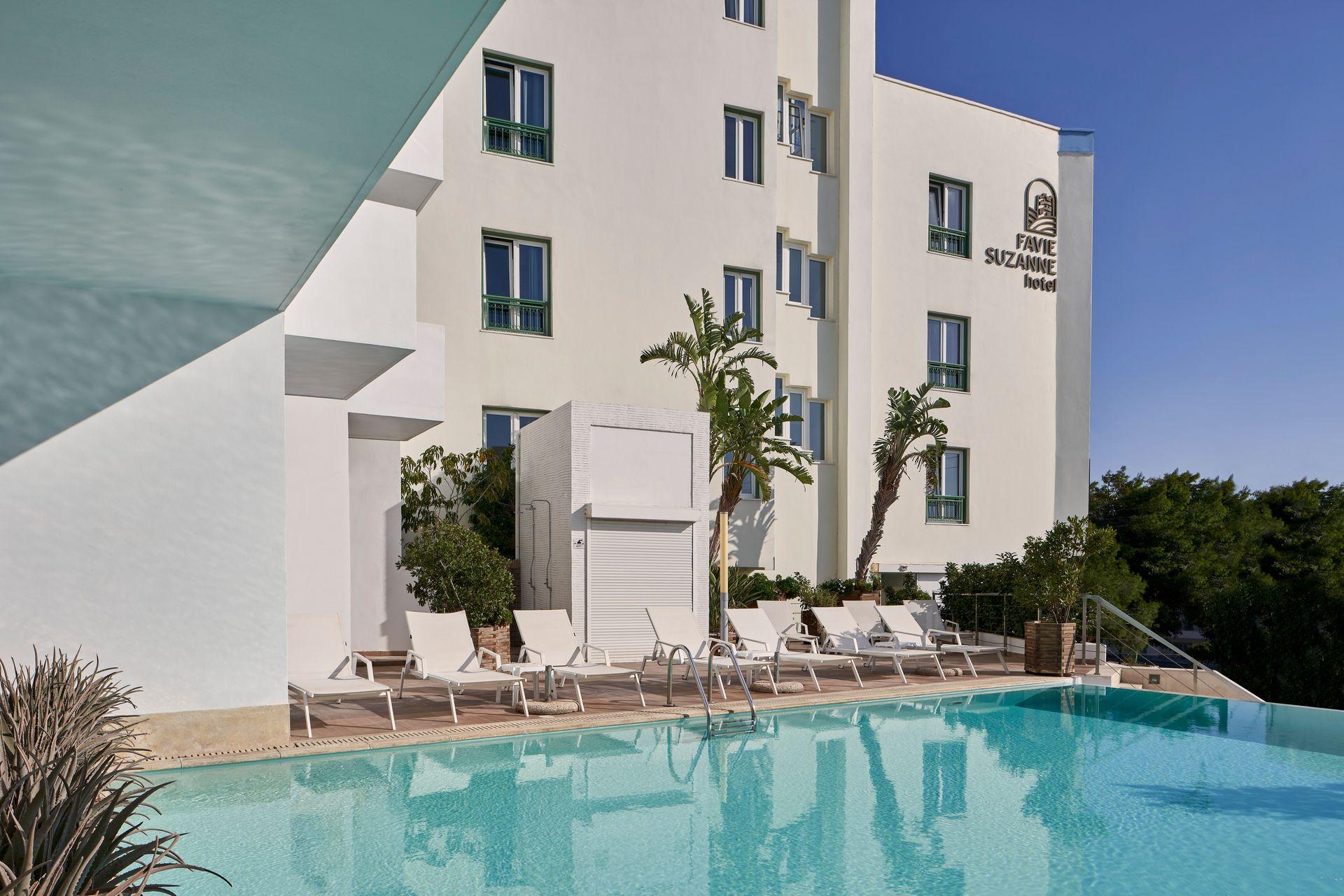 Favie Suzanne Hotel Tinos - Τήνος ✦ -33% ✦ 4 Ημέρες