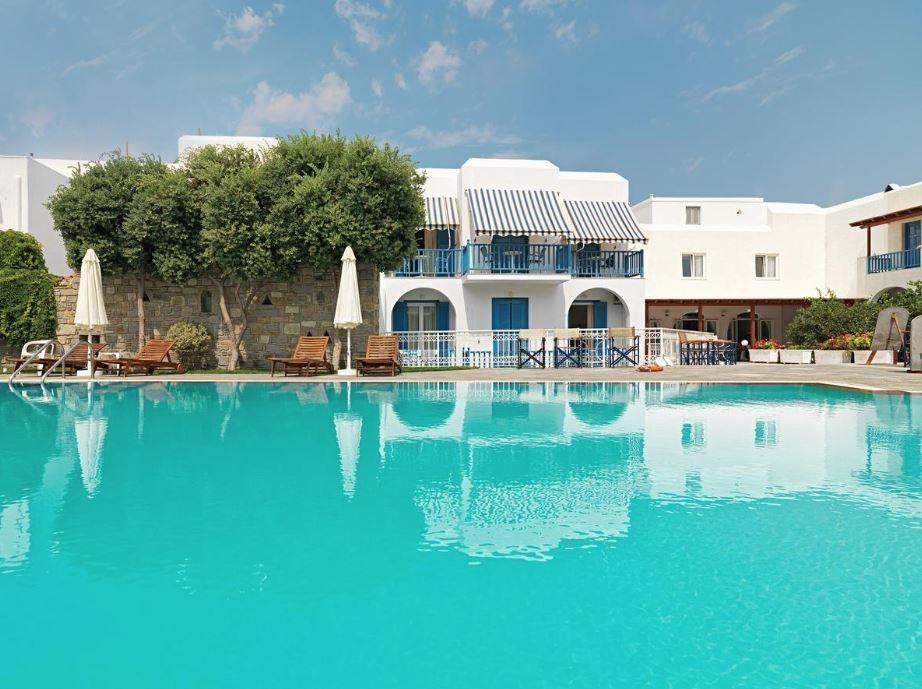 Polos Hotel Paros - Πάρος ✦ 2 Ημέρες (1 Διανυκτέρευση)