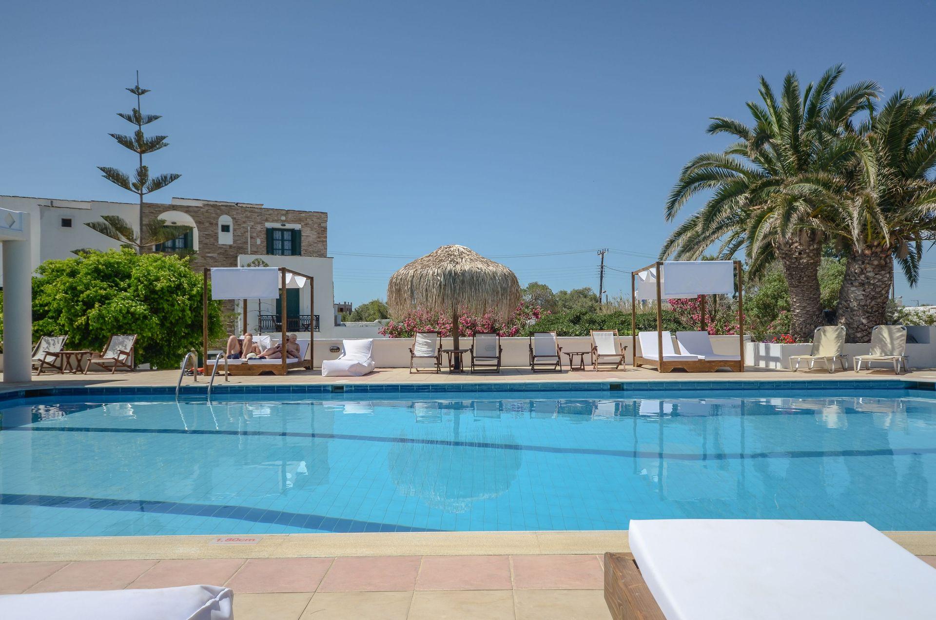Naxos Beach Hotel - Νάξος ✦ 2 Ημέρες (1 Διανυκτέρευση)