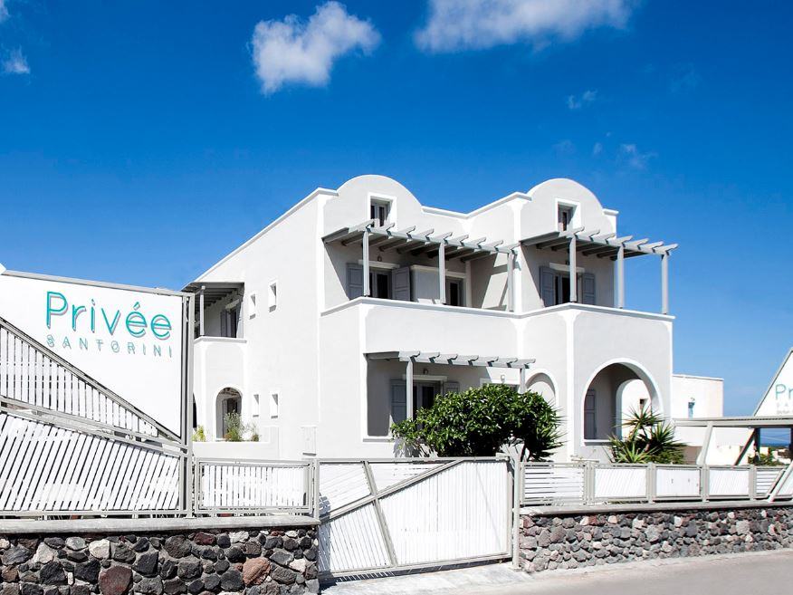 Privee Santorini - Σαντορίνη ✦ -15% ✦ 2 Ημέρες (1 Διανυκτέρευση)